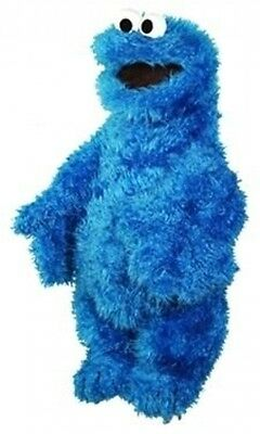 Living Puppets Hand Puppet Cookie Monster From Sesame Street 17.72'