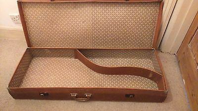 guitar case 1950s/1960s perfect for vintage guitar mojo 335 les paul