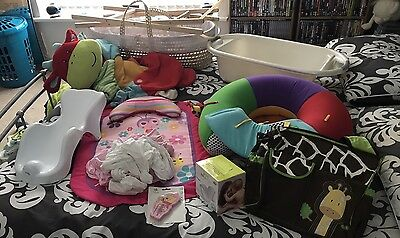 job lot baby items