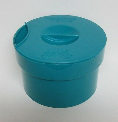Mr. Coffee Iced Tea Maker Teal/Turq. Blue Brew Basket Replacement Part  GUC!!