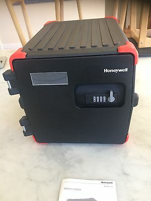 Honeywell Mobile Safe Model 1550 (Heavy Duty Plastic)