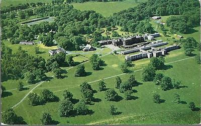 Erskine, Refrewshire - Princess Louise Scottish Hospital (from air) - postcard
