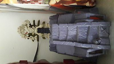 MASTERS OF THE UNIVERSE PLAYSET MASTERS MOTU 200x SLIME PIT Mattel 200 warrior