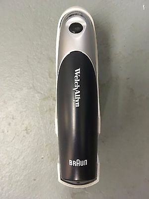 WELCH ALLYN PRO4000 THERMOSCAN TYMPANIC THERMOMETER paramedic emt eca ambulance