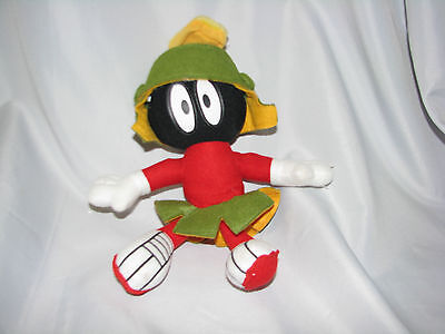 Ace Play By Play Stuffed Plush Looney Tunes Space Jam Marvin The Martian 1997