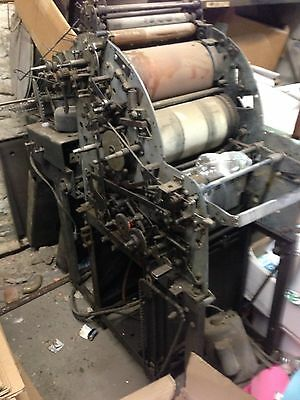 AB DICK 360 printing press for PARTS