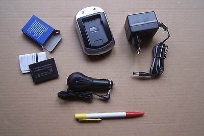 Photo Camera Acces. - BATTERIE+CHARGEUR / BATTERY+CHARGER set - EN-EL2 for NIKON