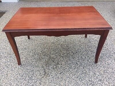 Timber 7pc Kitchen Table and chairs