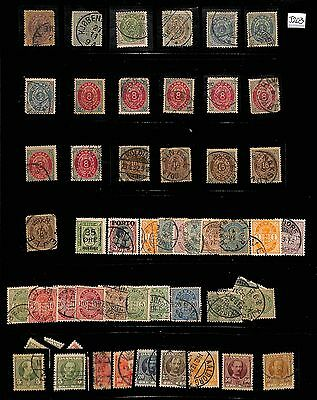 J203-Denmark Collection-Mint & Used