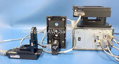 ASI Motorized Microscope | LX-4000 Controller XY-Stage Z/F Stage & Filter Wheel