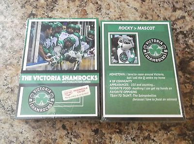 2017 Victoria Shamrocks Western Lacrosse Association Team Set Only 2000 Made