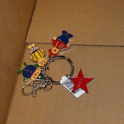 NEW MACYS Thanksgiving Day Parade Collectible Keychain NEW NWT