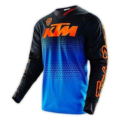 KTM Motocross Jersey in colors Motorcycle QUICK DRY T-shirts sport riding cycle