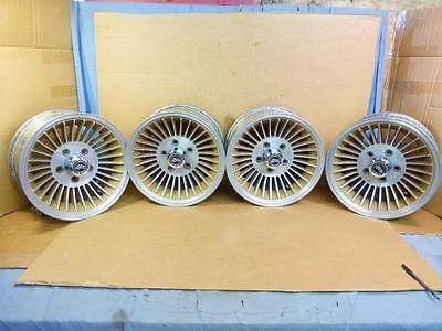 "78 79 Camaro Z28 15"" x 7"" Western Turbine Factory OEM Wheels Rims set of 4"