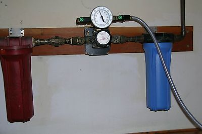Leedal Temperature Control Water Mixing System with Filter Holders
