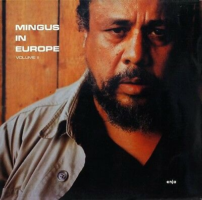 The Charles Mingus Quintet - Mingus In Europe Volume II Vinyl LP a0710863bb