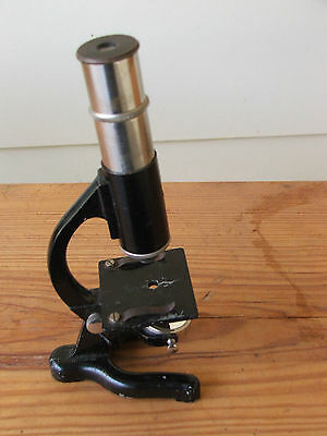VINTAGE MICROSCOPE made in ENGLAND, ECLIPSE BRAND