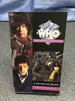 Doctor Who: A Device of Death by Christopher Bulis (1997, Paperback)