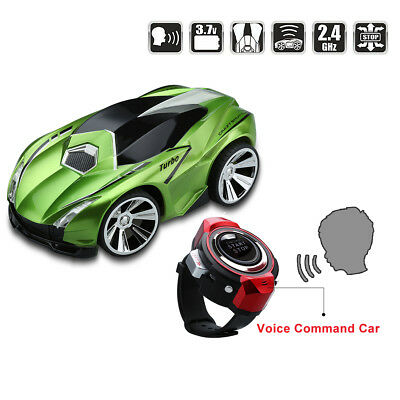Floureon R10 RC Truck  Racing Car Smart Watch Full Funtion Voice Command Cars AU