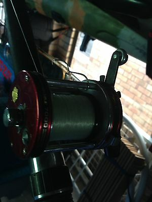 Fishing Rod reel combo - Abu 7000 Reel, Tacklepower Rod 7144 12ft
