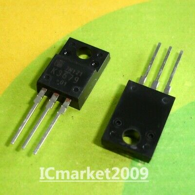 1PC K2700 2SK2700 900V 3A N CHANNEL MOSFET TO-220F