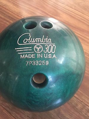 Amf | Ten Pin Bowling | Carrybag + Shoes + Columbia 300 Ball 10 Pound | Loved