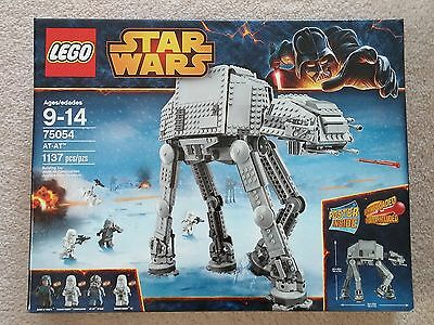 LEGO Star Wars 75054 AT-AT - Imperial Walker - Brand NEW sealed in box Retired