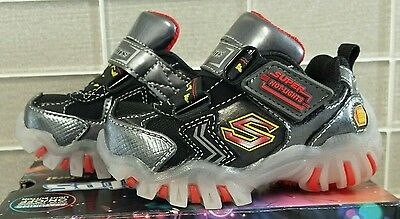 Skechers - Genuine Brand new Kids Light Up Sneakers - Size US 5 (toddler)