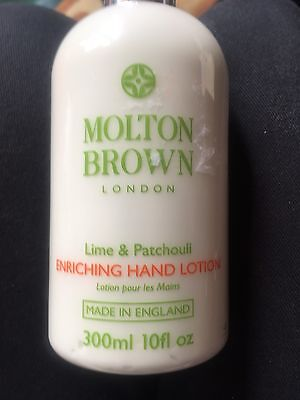 Molton Brown Lime & Patchouli Hand Lotion 300ml for women