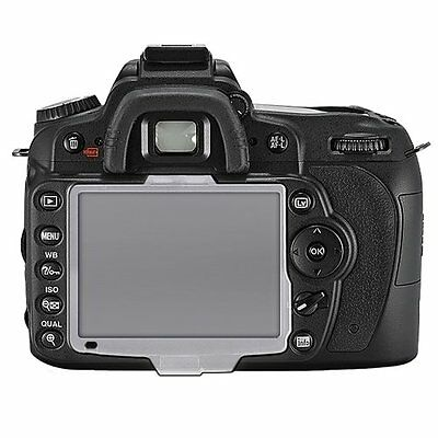 LCD Monitor Screen Protector Cover Compatible with Nikon D90 SH X7M8 B8D3