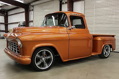 1957 Chevrolet Other Pickups  1957 Chevy Truck, Resto-Mod, COLD AC, PS, Camaro Clip, LOADED! MUST SEE! NR! AZ.