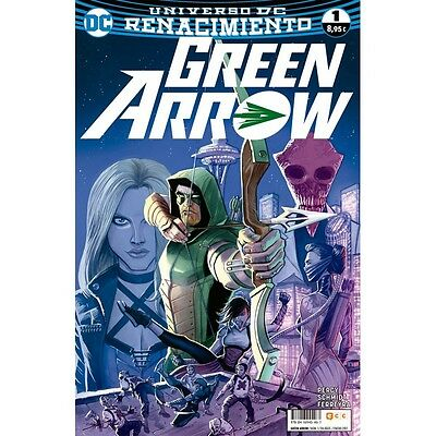 "Green Arrow (Batman, Jla) - ""renacimiento"" 2 Tomos- Ecc"