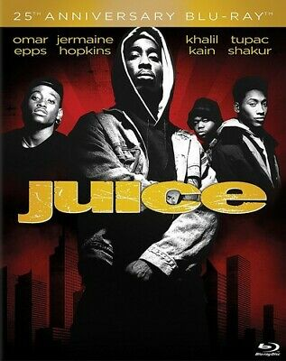 Juice [New Blu-ray] Anniversary Edition, Dolby, Digital Theater System, Dubbed