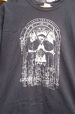 Fields Of The Nephilim Original Prophecy T Shirt XL