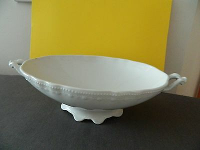 Vintage  Dish W.H.Grindley & Co White England