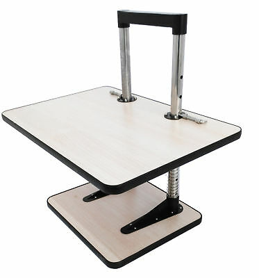 Height Adjustable Table Standing Desk Sit Stand Desk Desktop Elevator Station