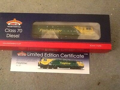 Bachmann 31-585Z - Freightliner Class 70 001 Limited Edition New! And Unused