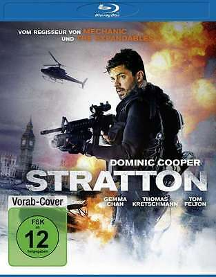 Stratton - Dominic Copper - Blu Ray