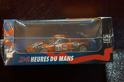 IXO Spyker C8 Spyder 1:43 Scale MINT Boxed Ltd Collectors Le Mans 24hr 2007