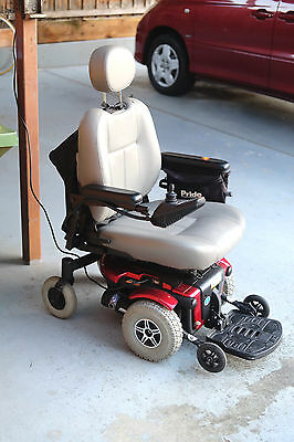 Pride Jet 3 Ultra Electric Wheelchair
