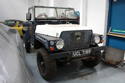 Land Rover Series 3 Lightweight - V8 Project