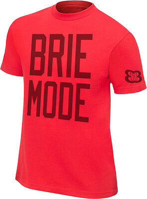 "WWE: Brie Bella ""Brie Mode"" Men's Authentic T-Shirt - Official Store"