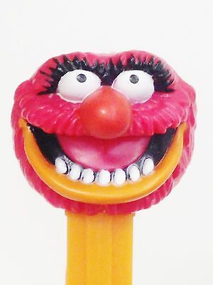 PEZ Dispenser Sesame Street ANIMAL DRUMMER EXCELLENT COLLECTIBLE NEAR MINT