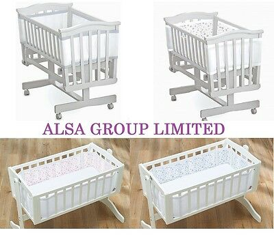 Breathable Baby Airflow Mesh Baby Crib Liner Bumper