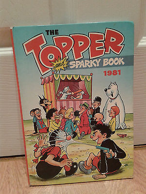 The Topper and Sparky Book 1981 (Unclipped)