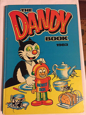 The Dandy Annual 1983 ***Unclipped***