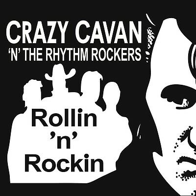 Crazy Cavan 'n' The Rhythm Rockers 10 Inch-Rollin' 'n' Rockin Classic Uk Rockers