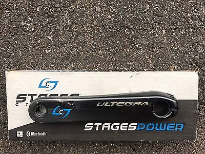 Stages Ultegra 6800 Power Meter 172.5mm Crank