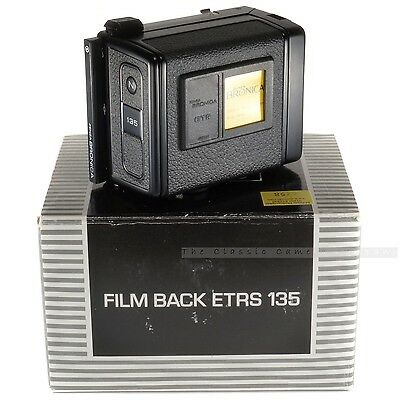 Zenza Bronica ETR 135 N Film Back 35mm Magazine Holder 24x36 for ETR ETRS ETRSi