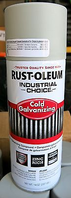 RUST-OLEUM Industrial Choice Cold  Galvanizing ZINC Rich 397gm BRAND NEW